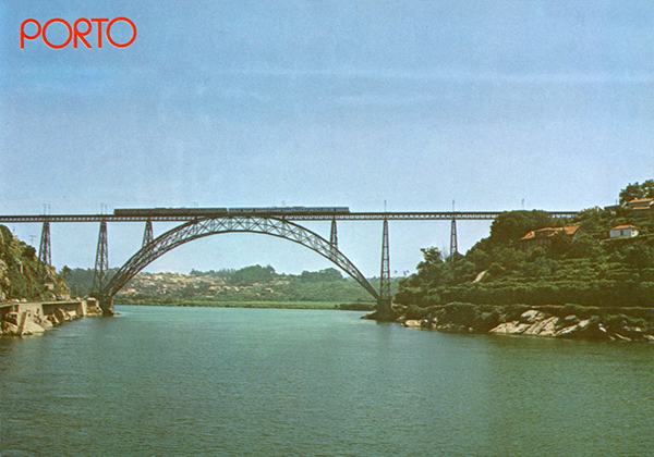 Photo Viaduc Porto