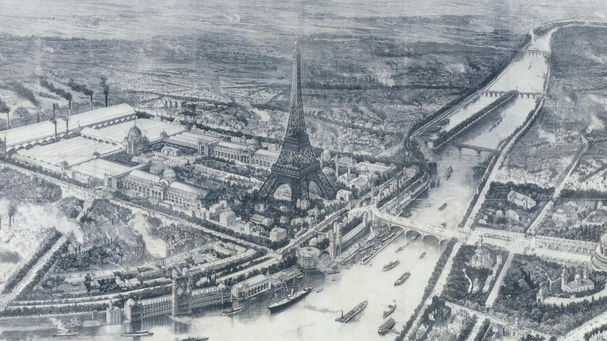 Exposition universelle 1889
