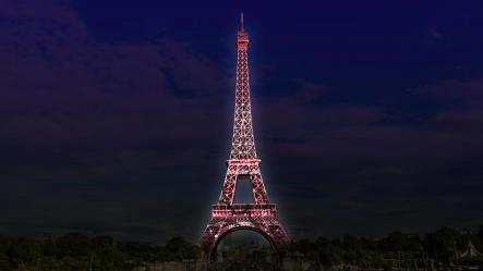 Japonismes 2018 La Tour Eiffel Aux Couleurs Du Japon