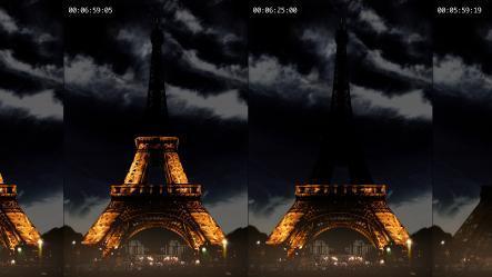 Eiffel Phoenix Par Zevs