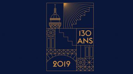 La Tour Eiffel Vous Presente Ses Meilleurs Voeux Pour 2019