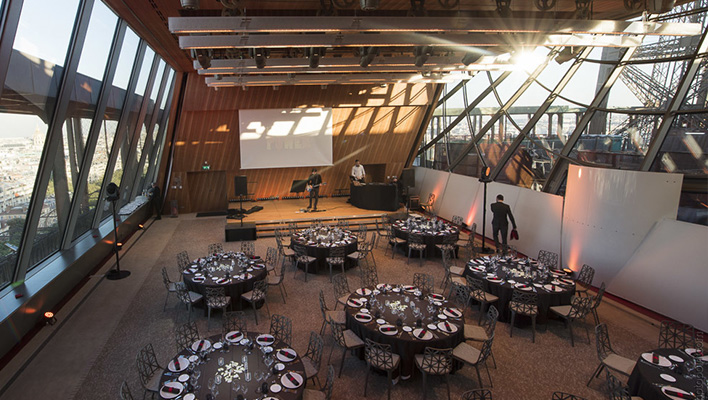 The gustave eiffel salon a fully equipped venue for your - Salon gustave eiffel ...