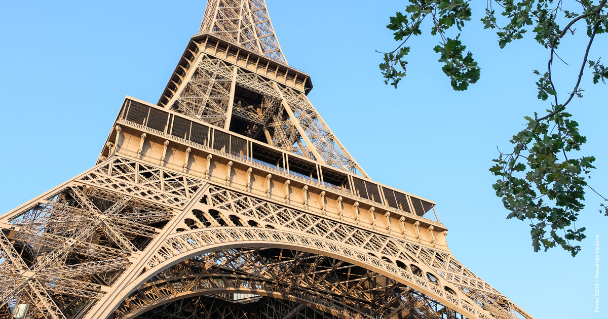 Plan Dacces Et Adresse Comment Venir A La Tour Eiffel